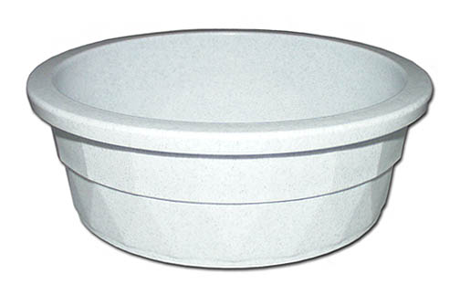 Crock-Style Heavyweight Pet Dishes