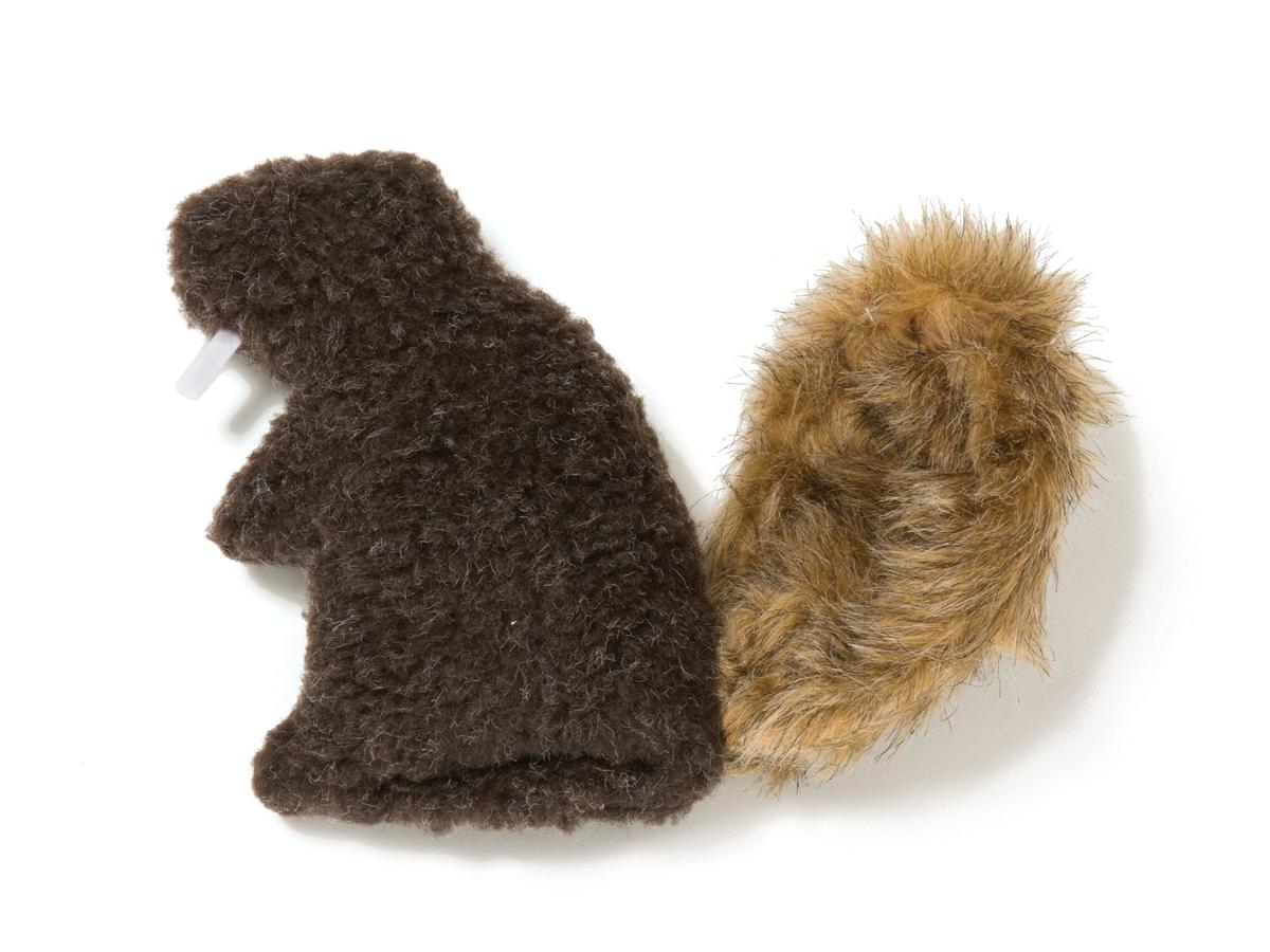 Dam Beaver Dog Toy