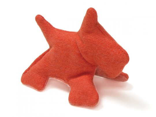 Scot Hemp Dog toy