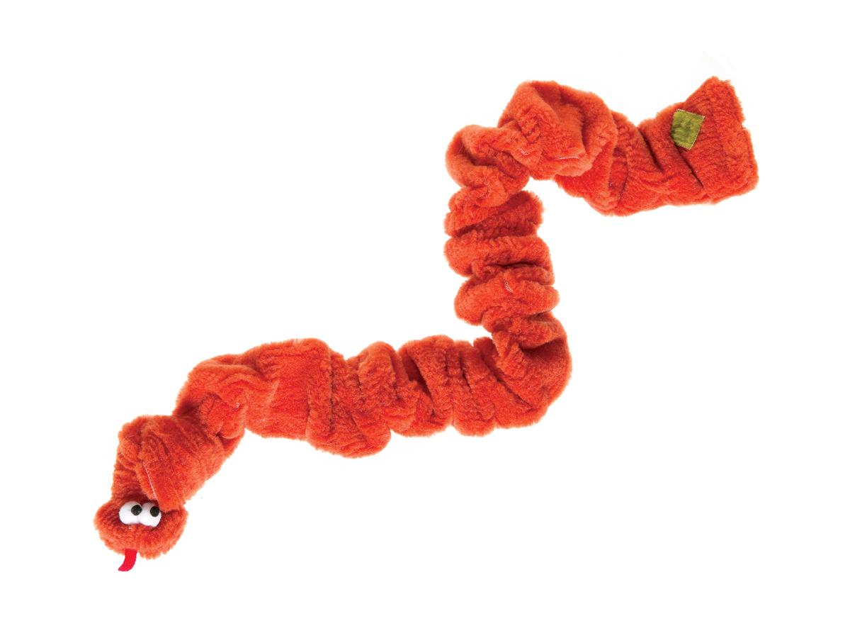 Wacky Worm Dog Toy