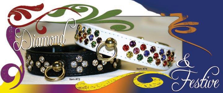 Diamond & Festive - Crystal Collars
