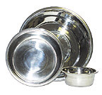 Standard stainless steel Bowls