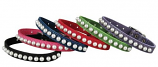 POCKET PUP PEARL Signature Leather Collars