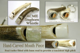 Staghorn Whistle