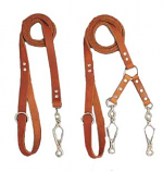Frenchy Leather Leads
