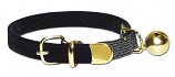 MAJESTIC 22K GOLD-PLATE CAT COLLAR