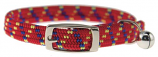 Cat Kwik Klip Collars with Bell - 3914-RD